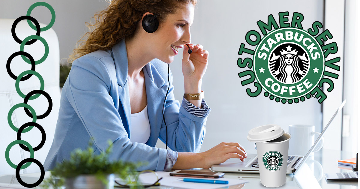 Starbucks Customer Service Image