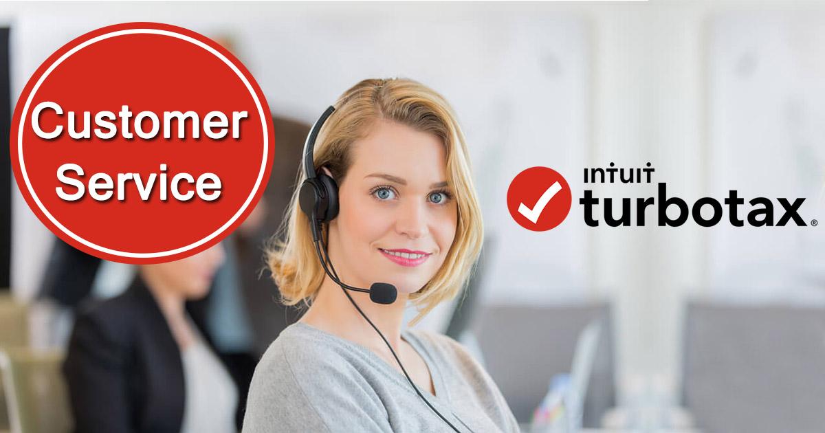 turbotax customer service image