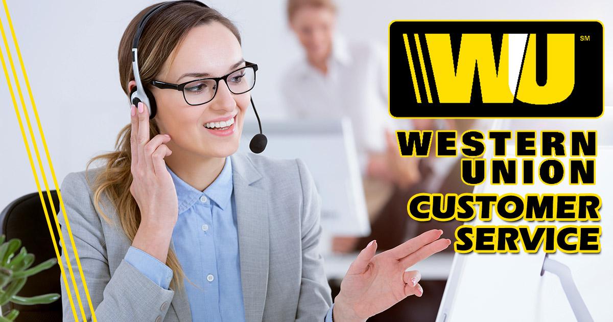 Western Union Customer Service
