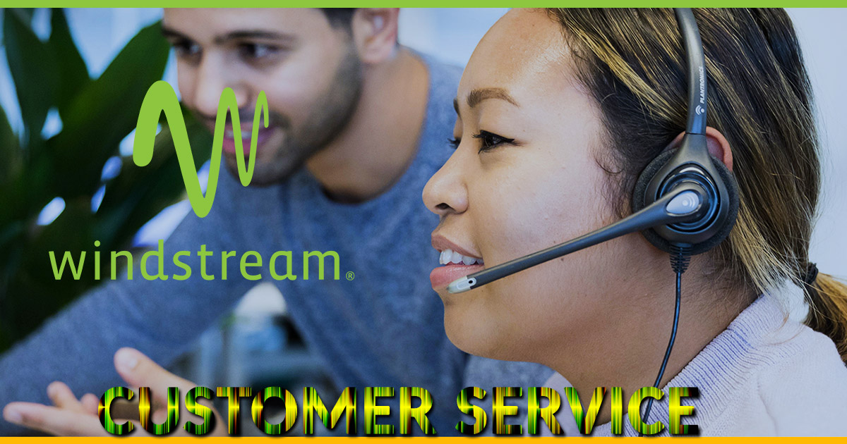 windstream customer service image