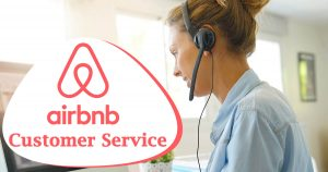 Airbnb customer service image