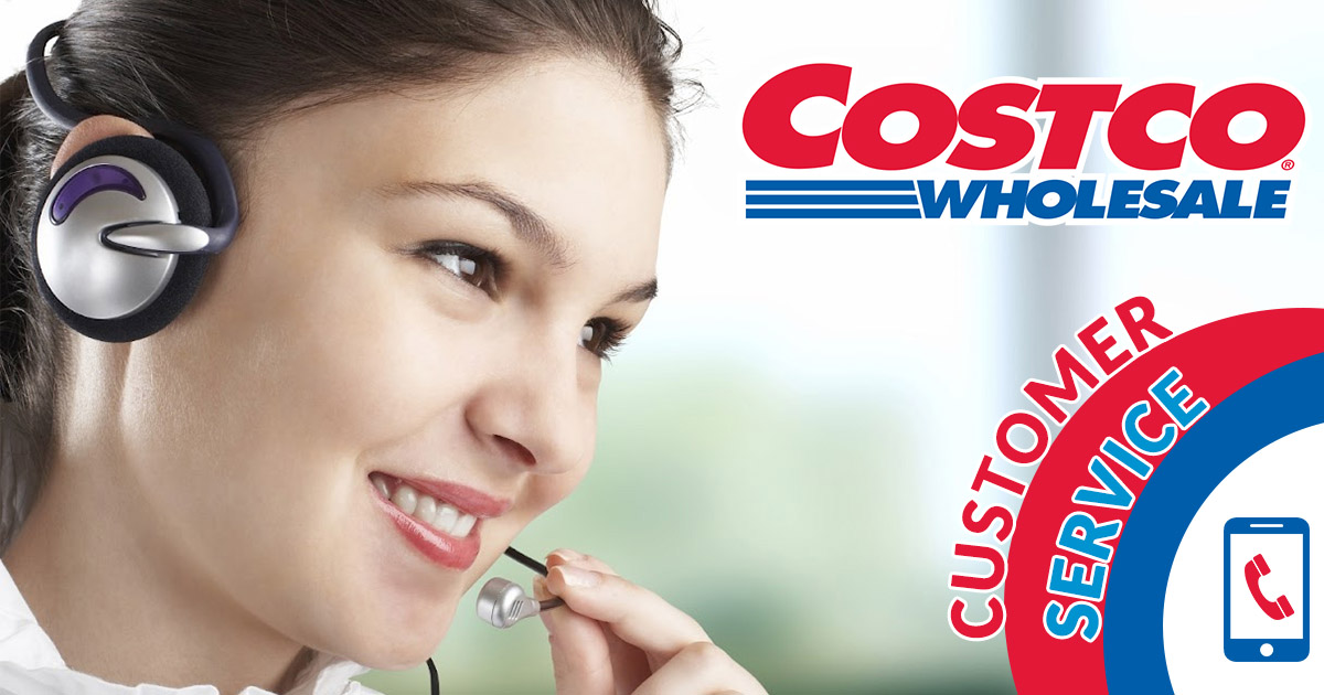 Costco customer service image