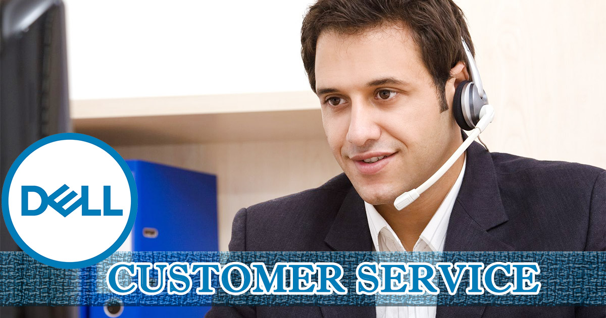 Dell customer service image