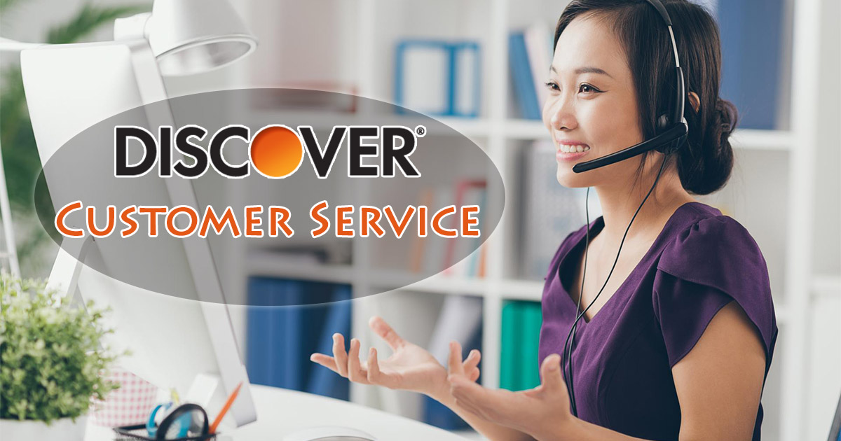Discover customer service image