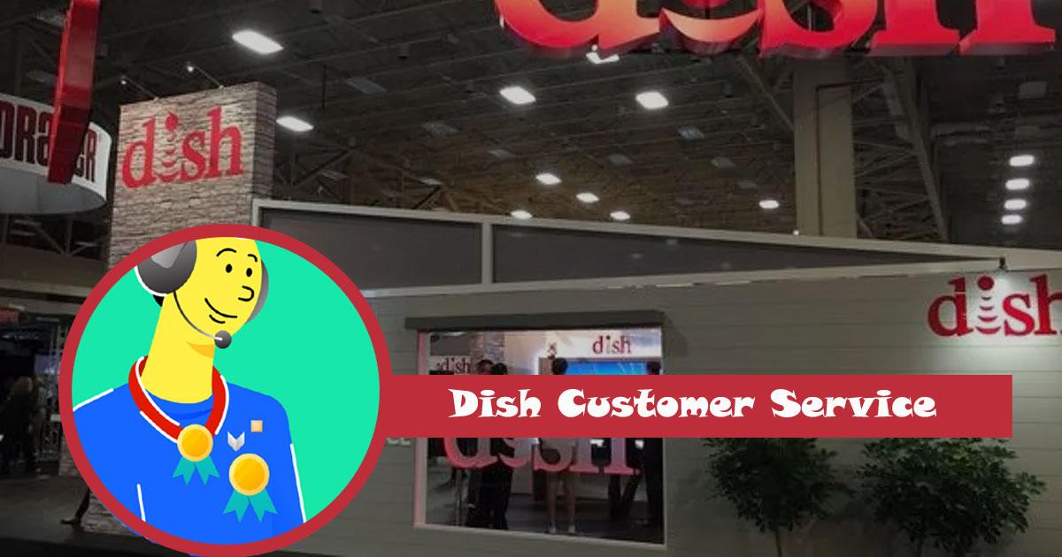 Dish Customer Service Image
