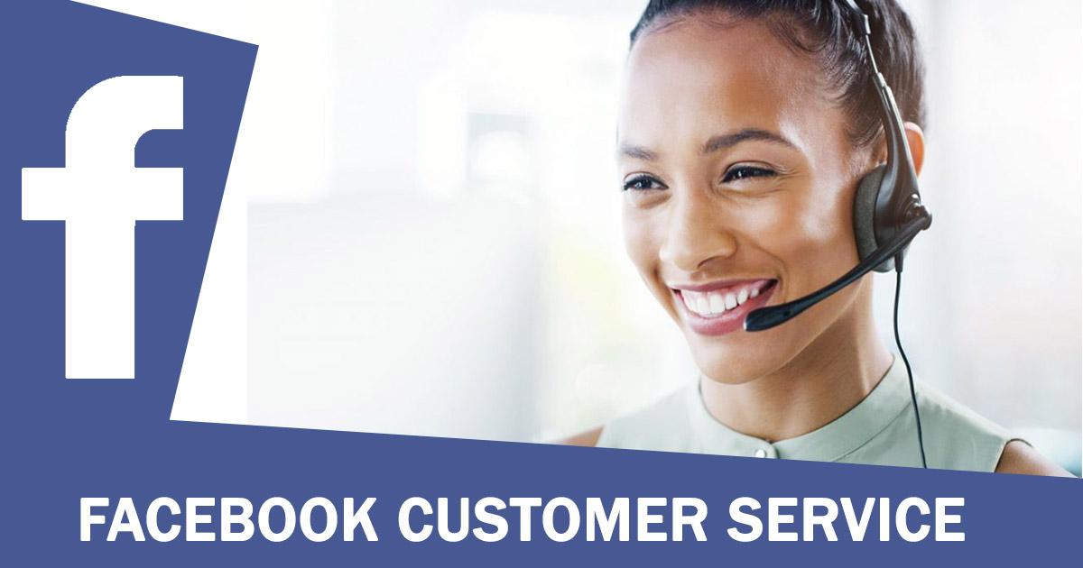 Facebook Customer Service Image