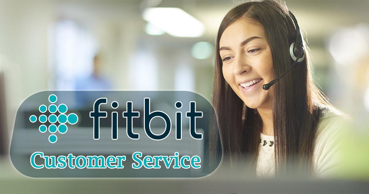 Fitbit Customer Service Image