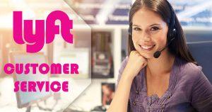 Lyft customer service image