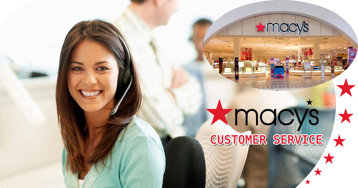 Macy's Customer Service Image
