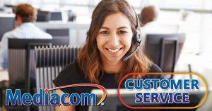 Mediacom customer service image