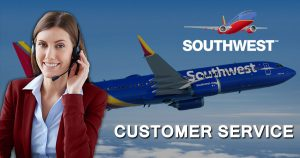 Southwest Airlines customer service image