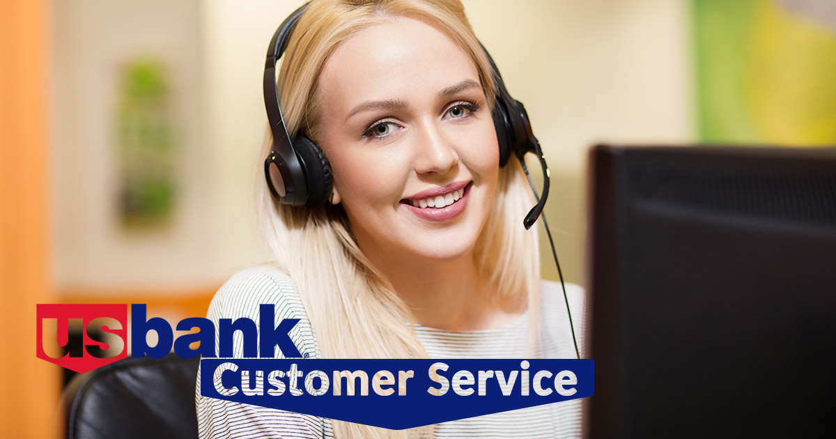 US Bank customer service image
