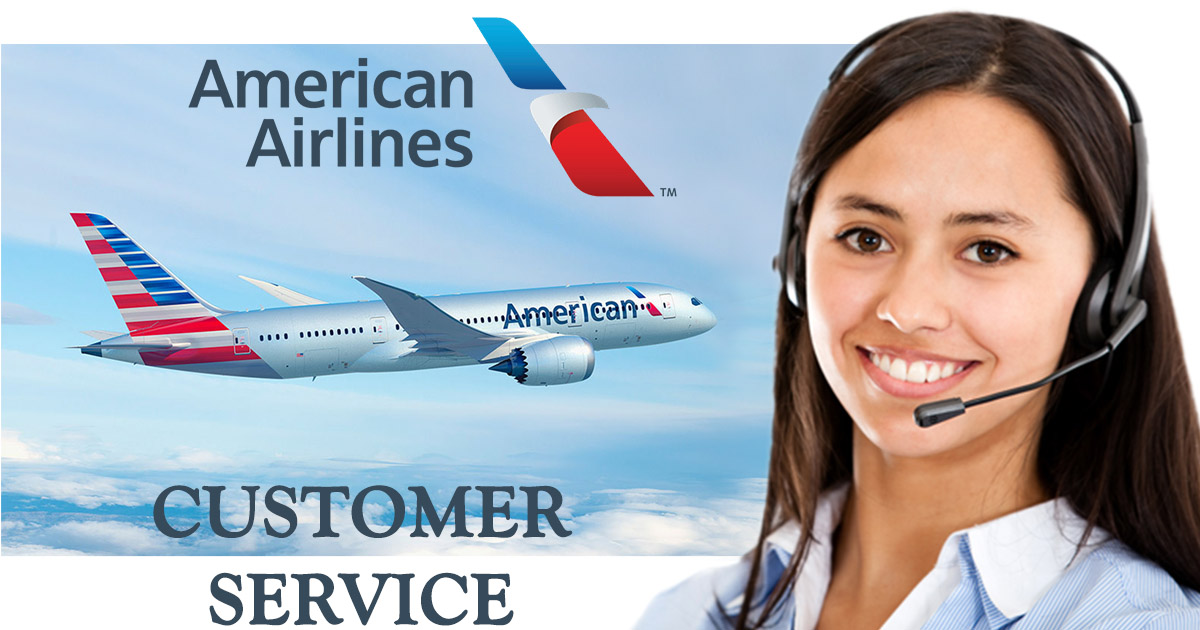 American Airlines Customer Service Image