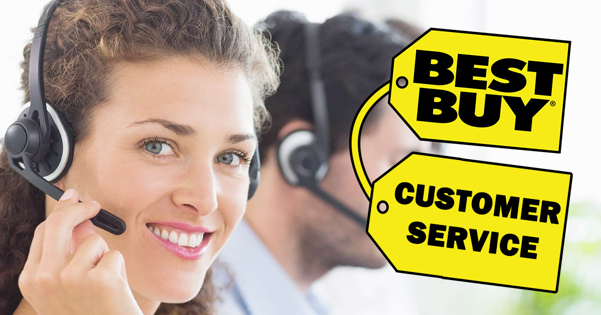 best buy customer service image
