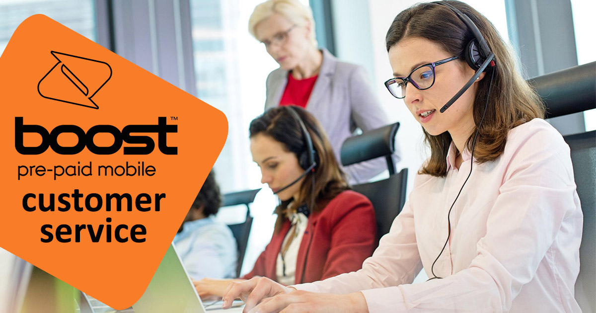 boost mobile customer service image