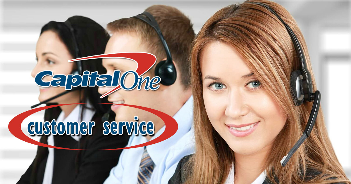 Capital One Customer Service Image