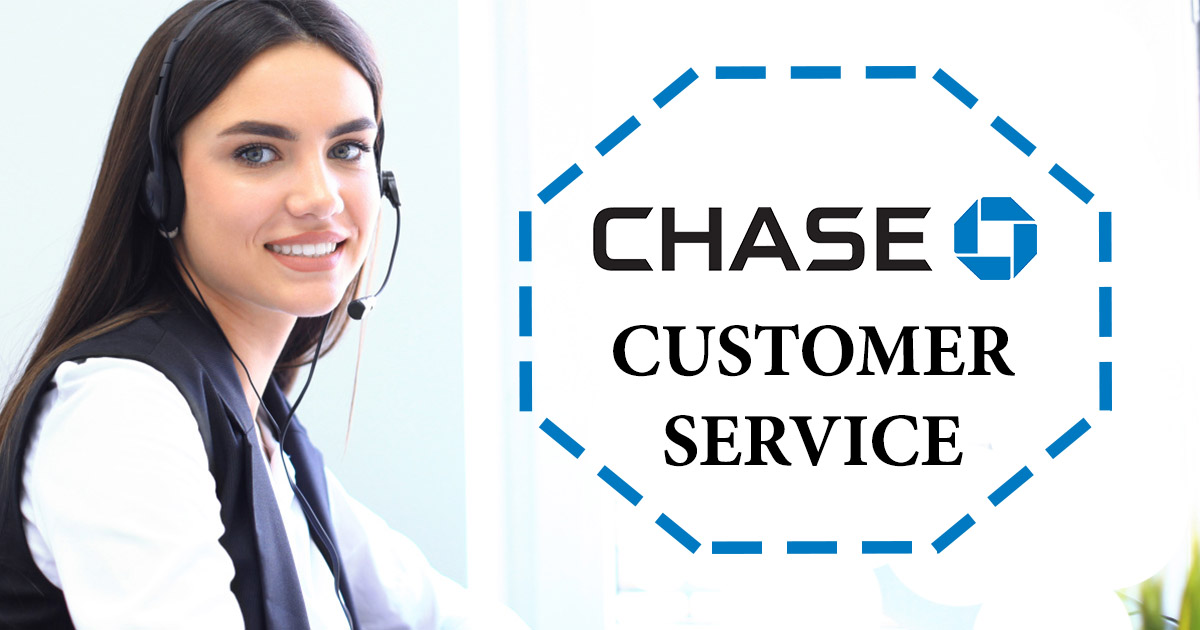 chase customer service image