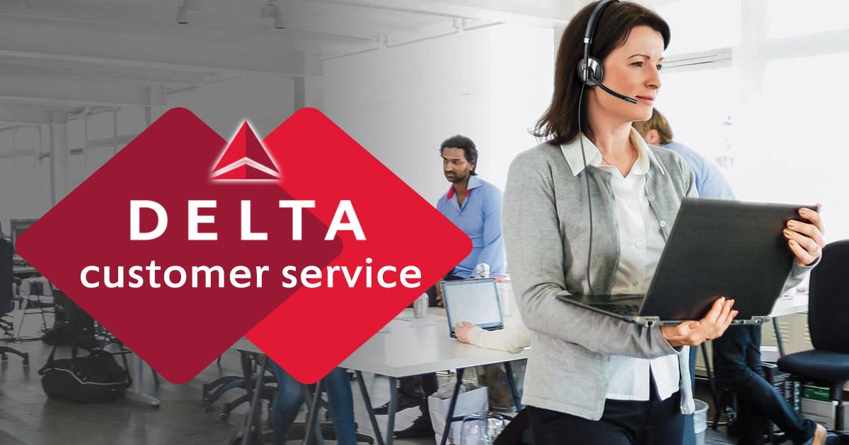 Delta Customer Service Image