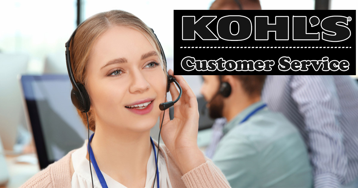 Kohl S Customer Service Contact Numbers Email Id Support Hours