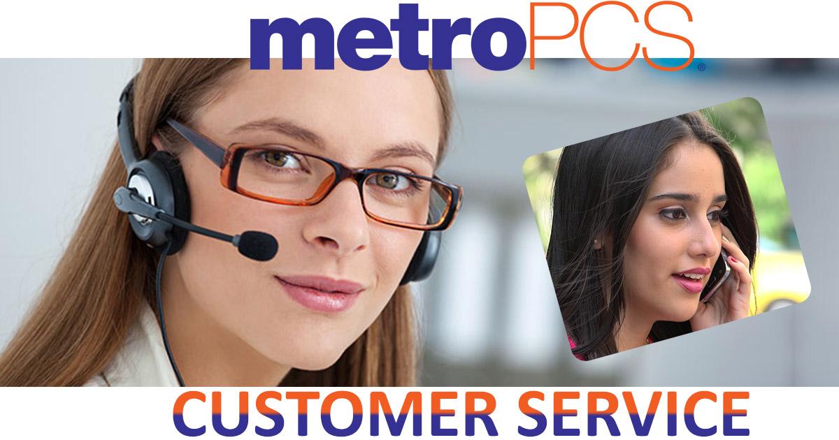 metro pcs customer service image
