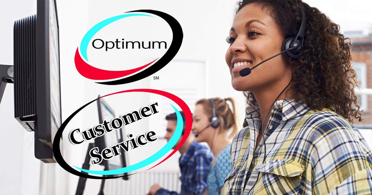 optimum customer service image