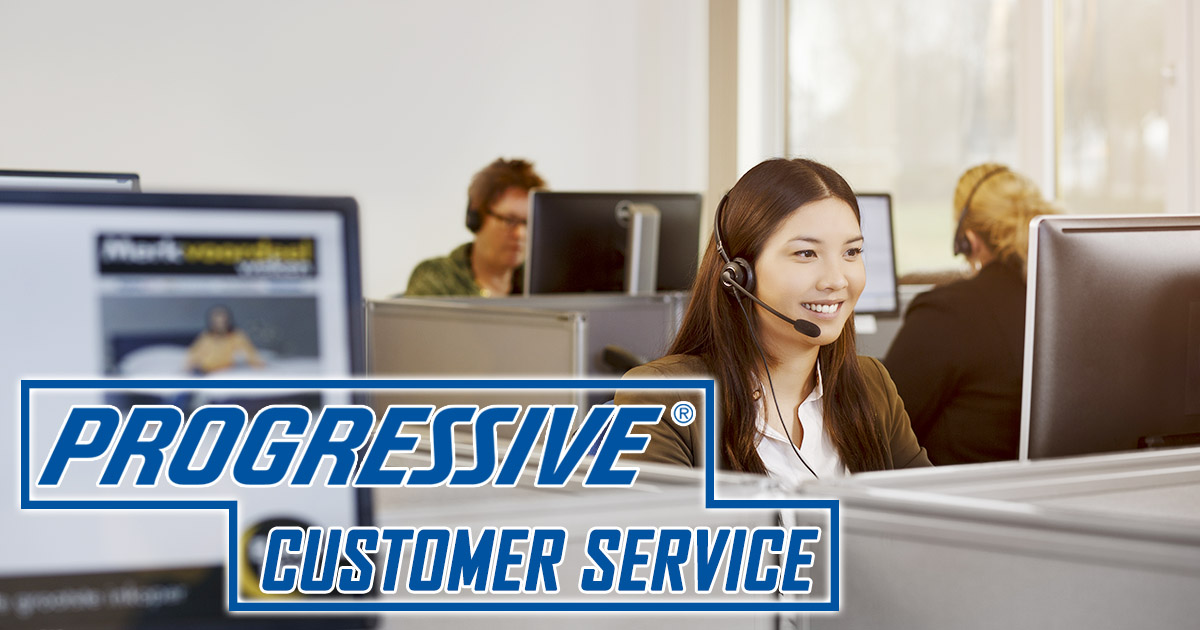 Progressive Customer Service Image