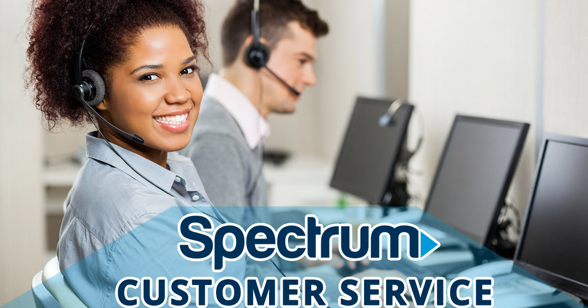 spectrum customer service image