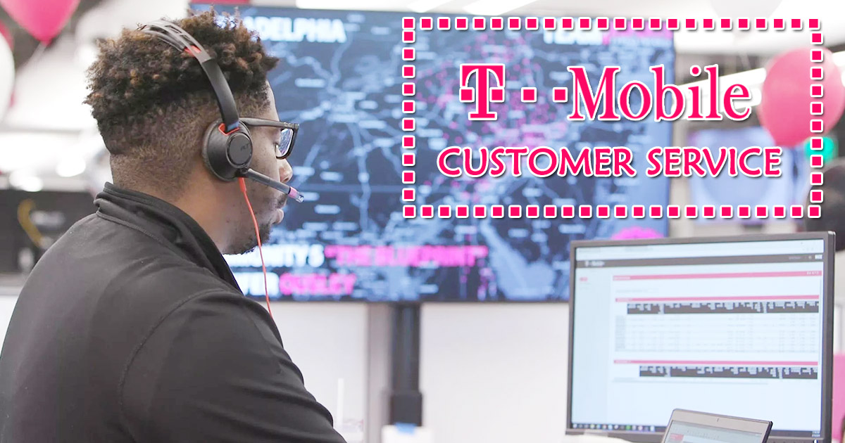 t mobile customer service image