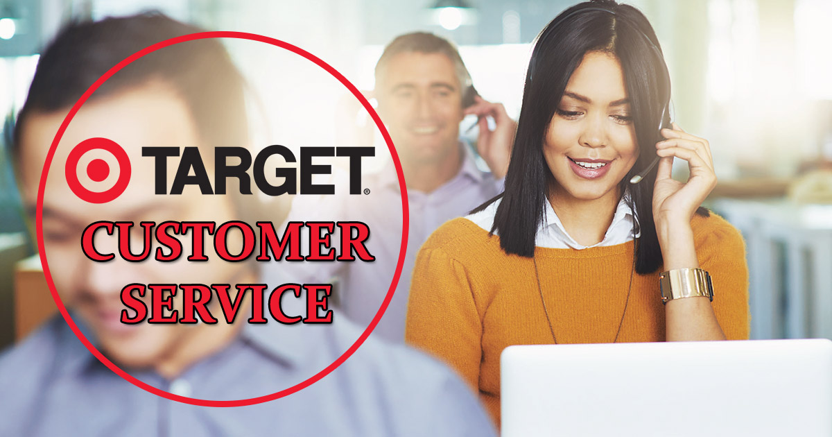 Target Customer Service Image
