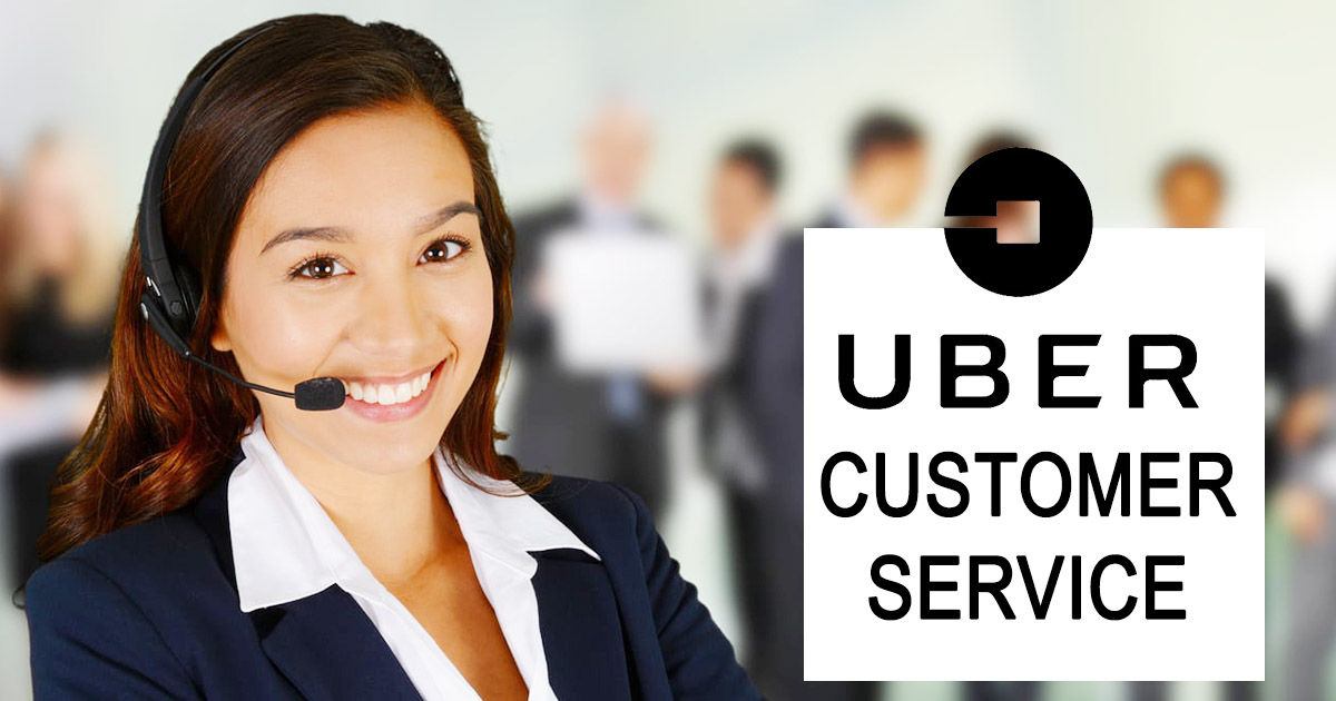 uber customer service image