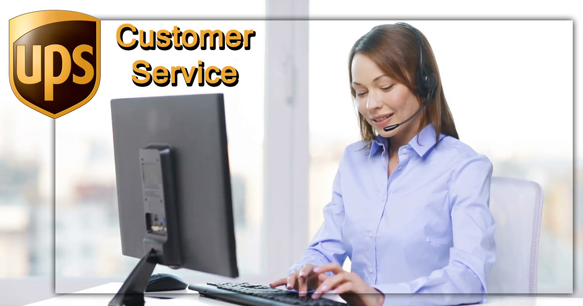 Ups Customer Service Image