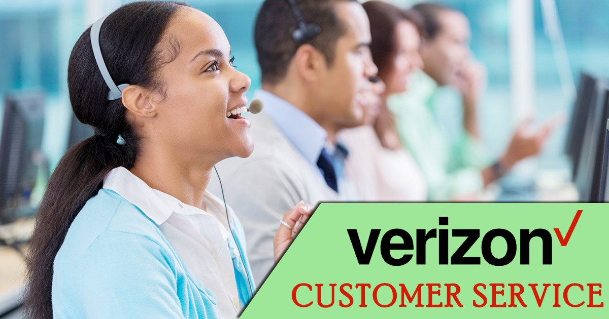 Verizon Customer Service Image
