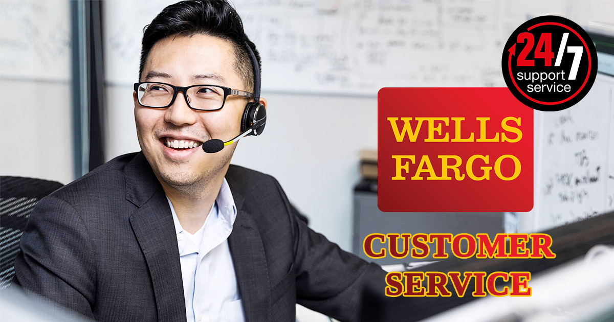 wells fargo customer service image