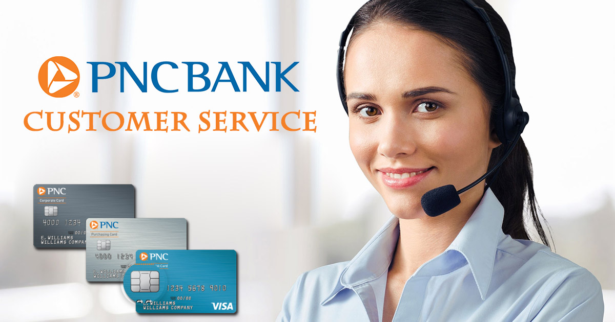 PNC Customer Service Image