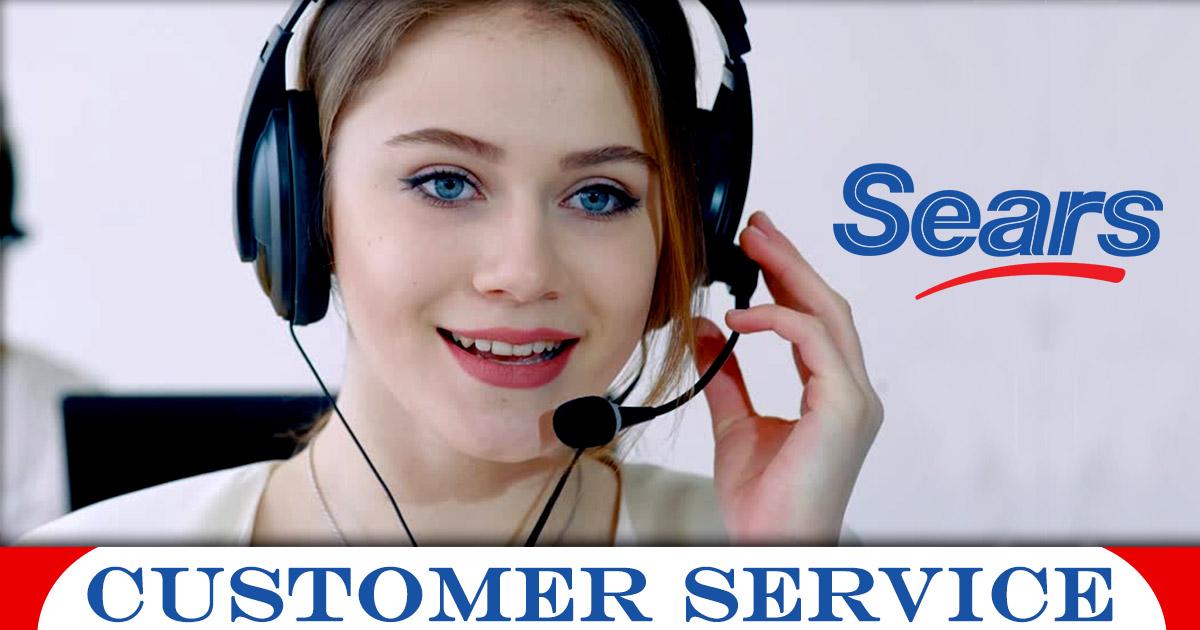 Sears customer service image